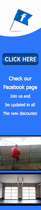 Join us on Facebook - Garage Door Repair Norcross