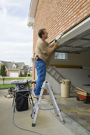 Garage Door Maintenance in Norcross